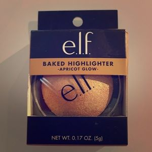 Elf Apricot Glow Baked Highlighter